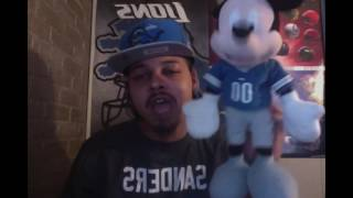 cowboys fans are really crazy LIONS VS COWBOYS talk news