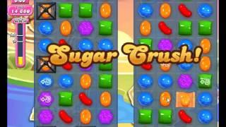 Candy Crush Saga Level 1554 CE