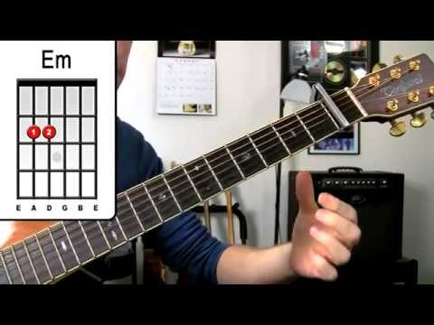 Paparazzi ★ Lady Gaga - Guitar Lesson - How To Play Easy Acoustic Songs