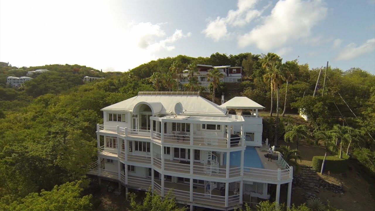 Homes For Sale St Thomas Virgin Islands