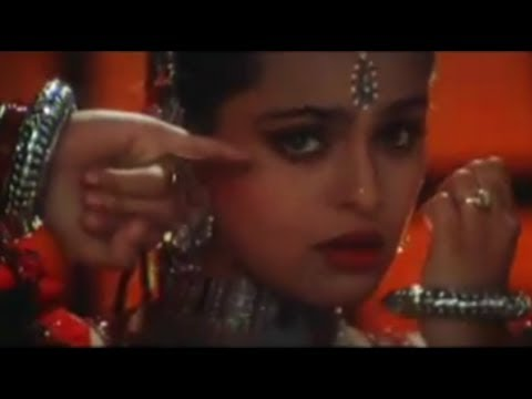 Main Ho Gayi Athara Saal Ki - Video Song | Bandish | Shilpa Shirodkar, Jackie Shroff | Alka Yagnik