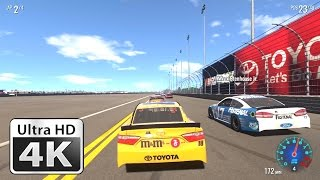 Nascar Heat Evolution PC Gameplay 4K / 60FPS
