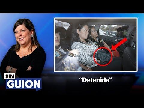 Explicación detallada de la detención de Keiko Fujimori - SIN GUION con Rosa María Palacios