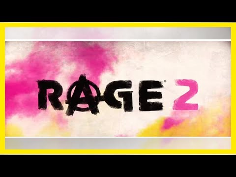 Breaking News   Rage 2 Revealed by Bethesda with Official Teaser Trailer