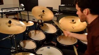 Hell's Kitchen/Overture 1928 by Dream Theater - Drum Cover