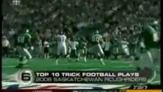 greatest tick plays in nfl history