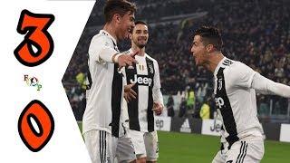 Juventus vs Frosinone 3-0 - Serie A, 15.02.2019, Statistics, Result|Football Planet