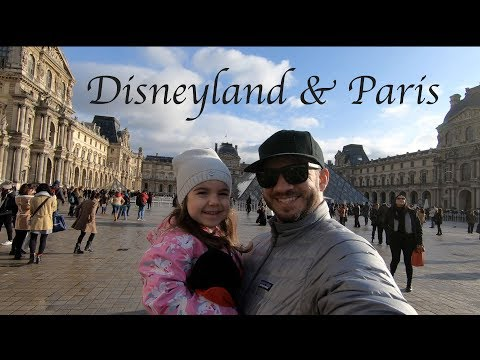 Disneyland & Paris France (GoPro Hero 6)