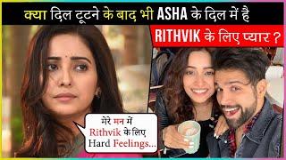 Asha Negi Opens Up On Her BREAK UP With Rithvik Dhanjani