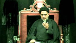 4. Muharram 1437 - Urdu - Maulana Syed Ahmed Ali Abidi