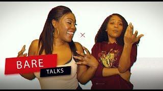 Bare Talks - Tory Lane Does Not Like Dark Skin Girls? Sex Talks & More [Podcast]   Trill V