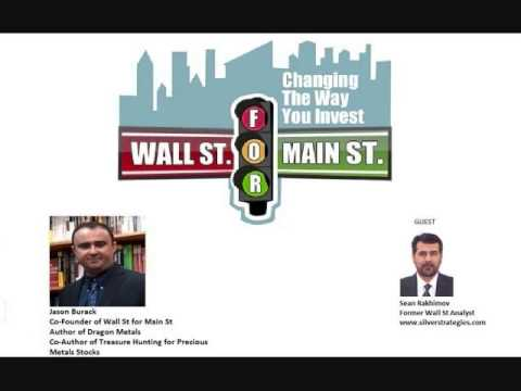 Sean Rakhimov of Silver Strategies- Silver Update, Miners & Bullion Will Have a Great 2013