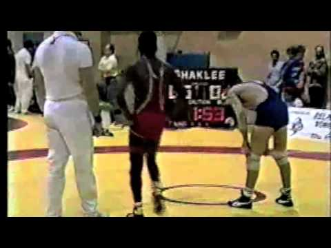 1989 Ontario Espoir Championships: 62 kg Final Donavan Young vs. Andy Hansford