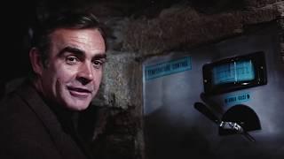 DIAMONDS ARE FOREVER   Bond kills the fake Blofeld