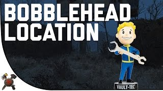 Fallout 4 Gameplay Walkthrough - Part 4: BOBBLEHEAD LOCATION (w/ Giveaway)