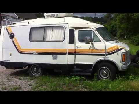 Katy Preowned Dodge >> 1984 Champion Motorhome, generator, 90k miles, for sale... | Doovi