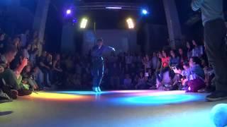 Rus' Lan in da Siberian Dancehall King 2015 1 round Presentation