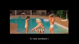 The last movie, the last scenes of Marilyn Monroe  (VO with french subs)