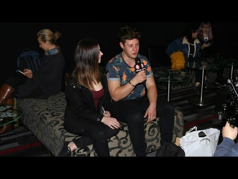 Madman Interviewed Me