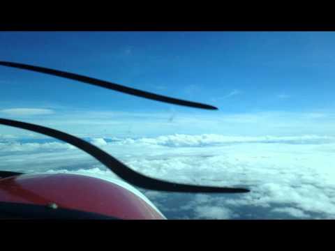 Mokulele Airlines Pilot Jobs - Time Lapse OGG to KOA