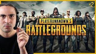 Μου Χαλάνε Το Gameplay! (PUBG - Battlegrounds #2)