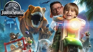 New Game: Lego Jurassic World - Family Play