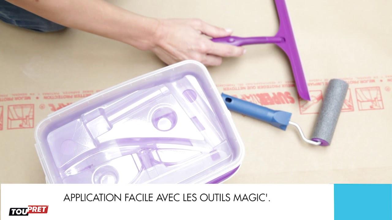 Découvrir Lenduit De Lissage Magic Liss Toupret
