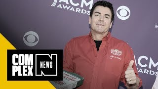 Papa John's Founder Already Regrets Resigning Over N-Word Controversy