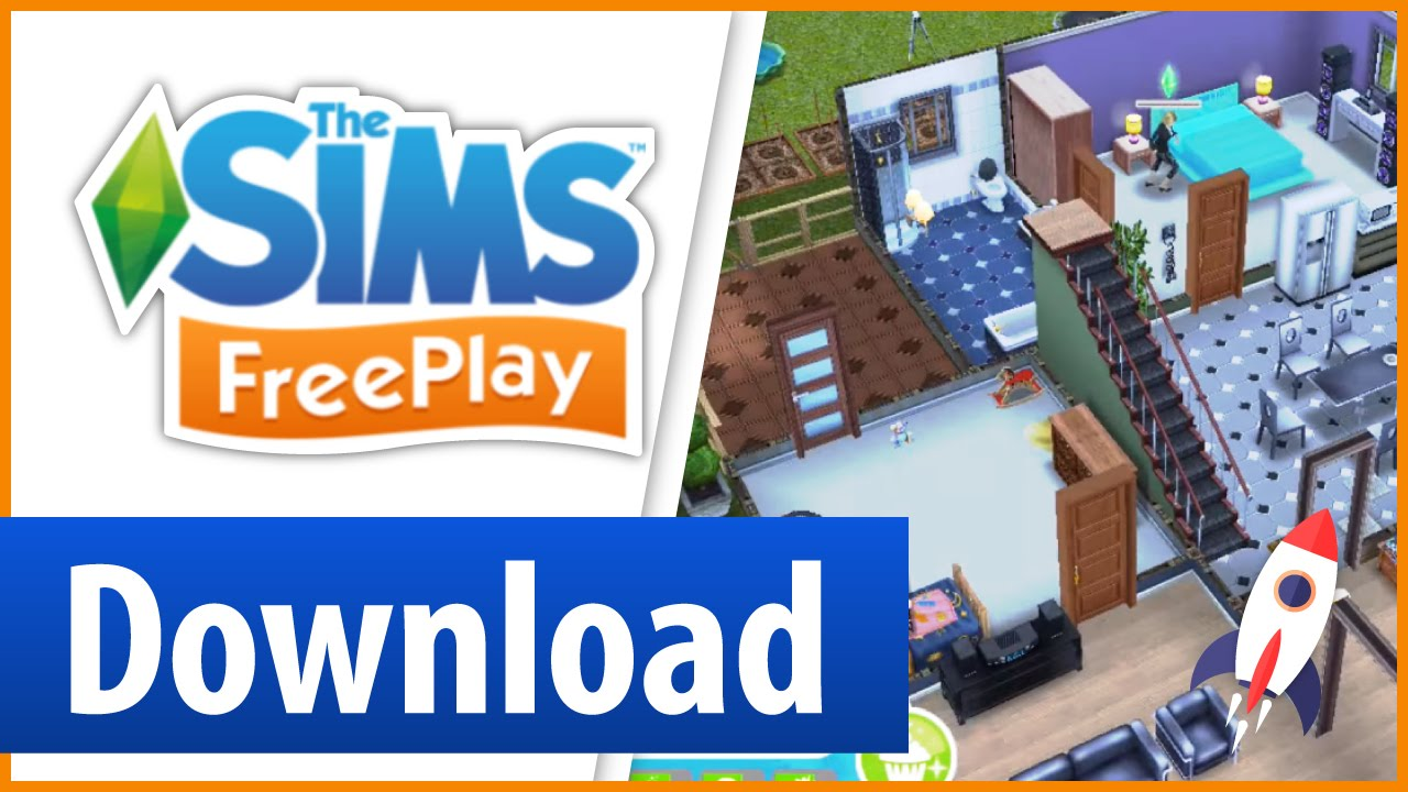 download game the sims freeplay offline android