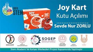 Joy Kart Kutu Açılımı