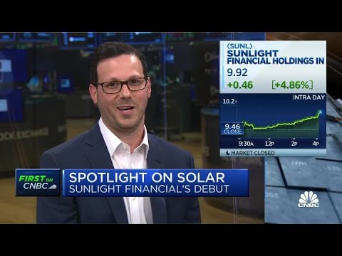 Sunlight Financial CEO: We're riding two waves—fintech and solar