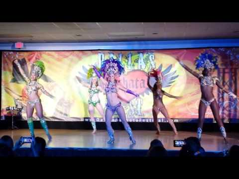 2016 Brazil Samba Dancers, Dallas Texas USA by United Dance Academy