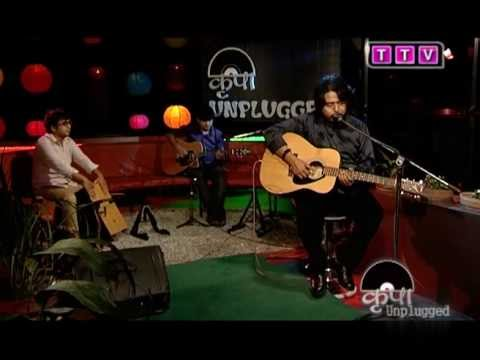 Birsera Malai   Adrian Pradhan And Friends   KRIPA UNPLUGGED