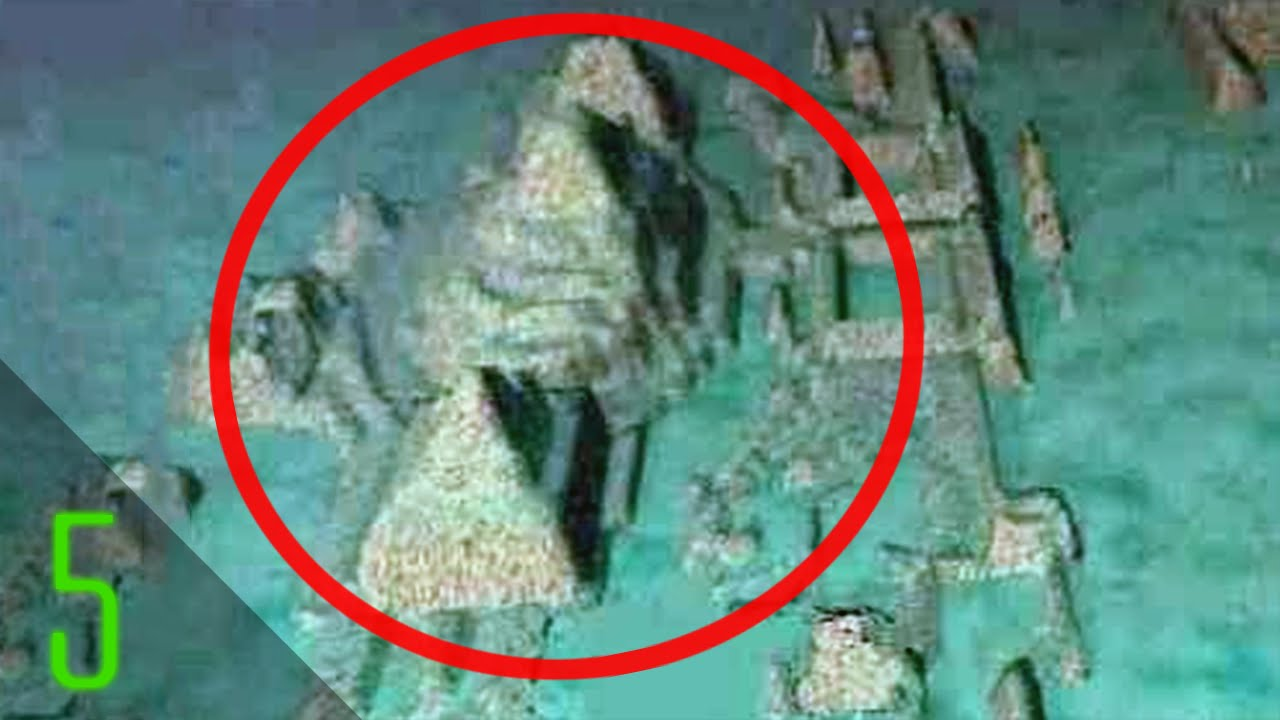 5 Most Likely Locations of Atlantis - YouTube
