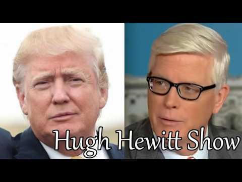 Full Trump Interview | Hugh Hewitt Gives 10 Recommendations on How to Beat Hillary Clinton - 6/23/16