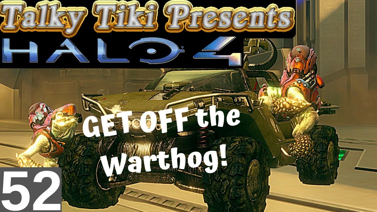 Halo 4 sanghellis revenge