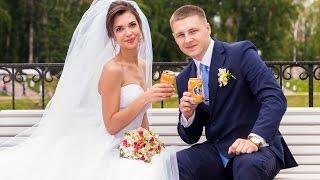 Свадебный клип Дмитрия и Алёны. Салават , Стерлитамак , Уфа , видеосъемка
