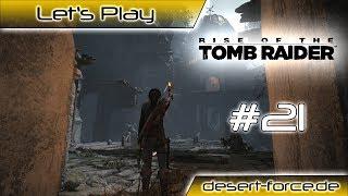 Rise of the Tomb Raider 🗿#21 Das Haus der Kranken [Let's Play]