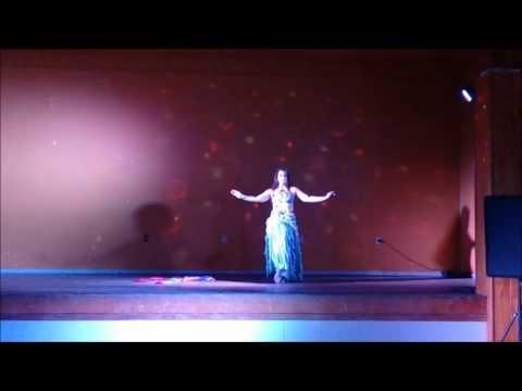 Dança do Ventre - Lu Hana Nur - Drama Queen - XII Najma Safi Festival 2015