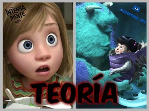 Teoría de Pixar: Intensa Mente