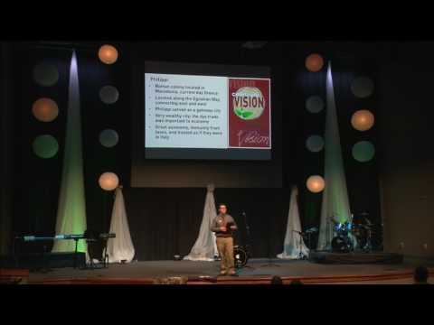 "Celebrate Vision Series: ""Church of Joy"" Peter Williams 1.1.17"