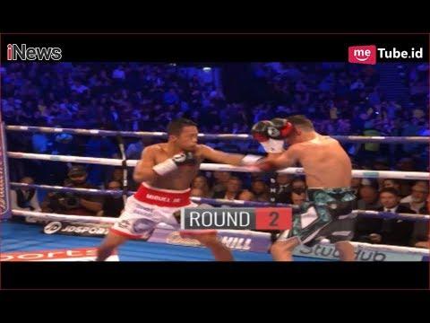 [FULL FIGHT RONDE 2] Duel Panas Anthony Crolla Vs. Daud Yordan - Total Boxing 11/11 Mp3