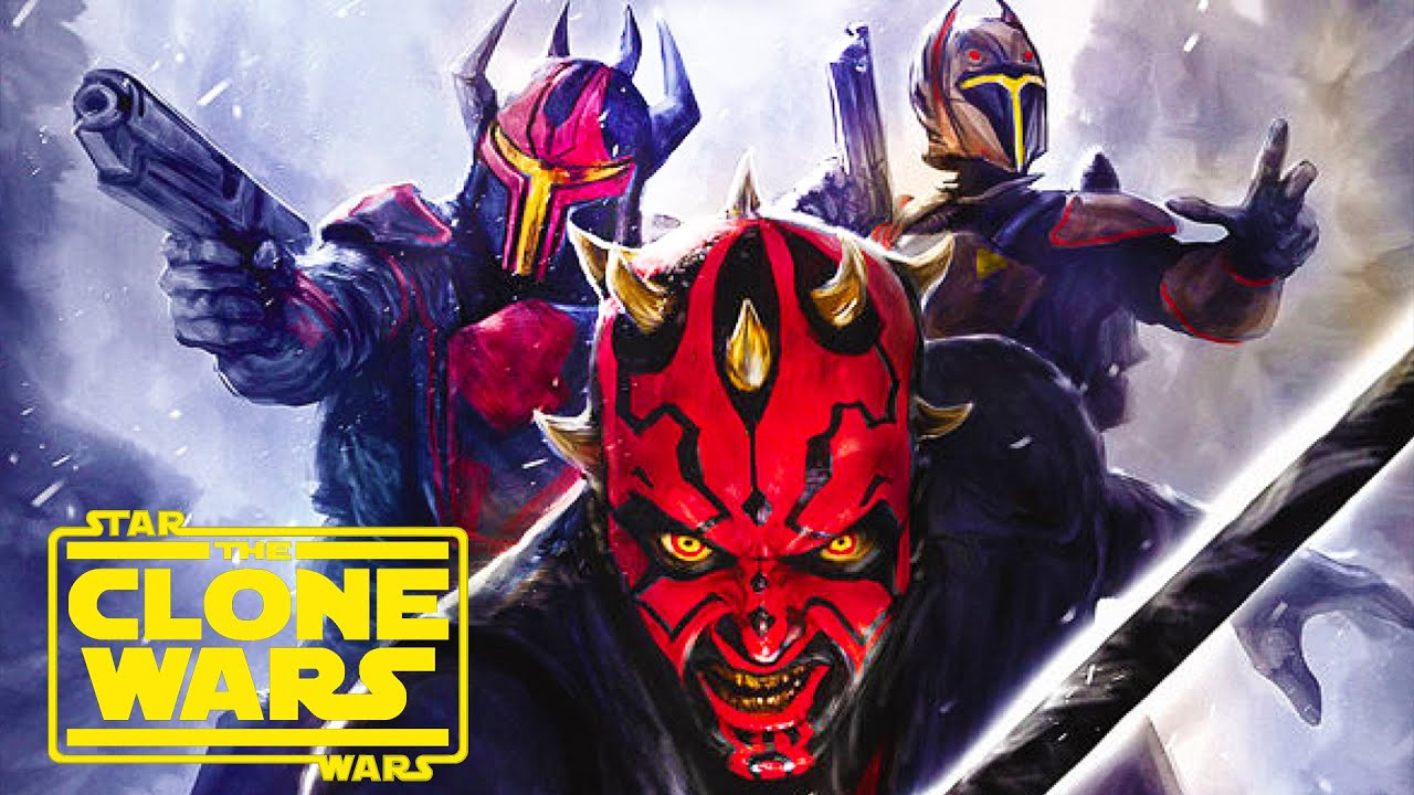 Download EVERYTHING You NEED To Know About Darth Maul Before Clone Wars Season 7 Episode 9 Siege of Mandalore