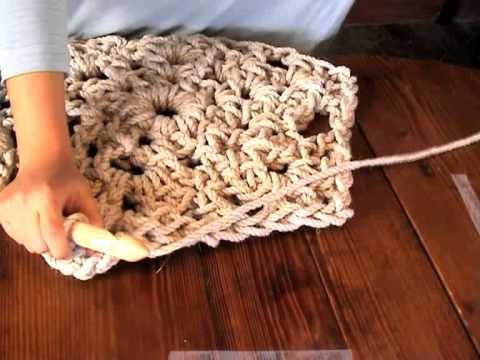 Roset n con cuerda de pita tejida doovi - Alfombras de cuerda ...