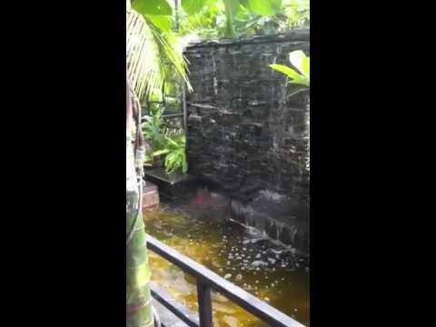 แบบ สวนน้ำตก ม่านน้ำ สวยๆ