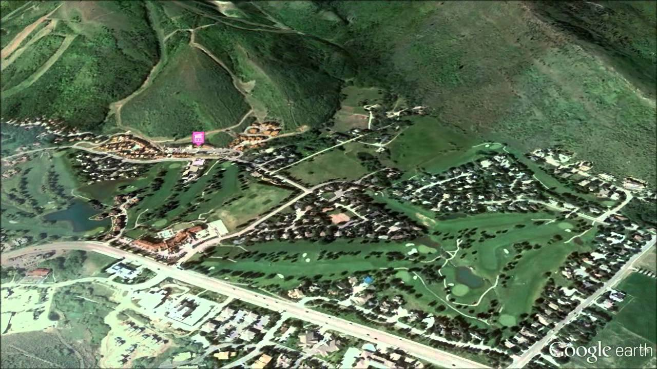 Park City D Interactive Map And Virtual Tourwmv YouTube - Park city map