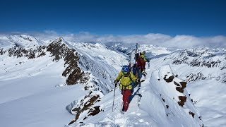 Salewa Get Vertical Winter 17-18 - Obergurgl