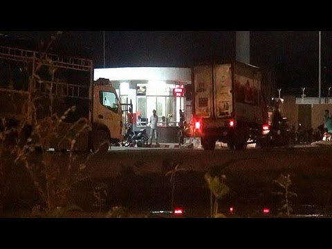 Two arrested for extortion of truck drivers near Coca Cola Vietnam plant