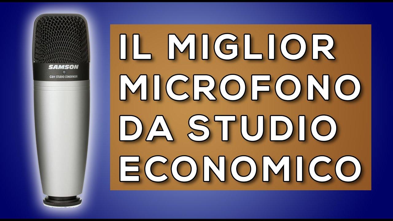 MIGLIOR MIC  DA STUDIO ECONOMICO: SAMSON CO1
