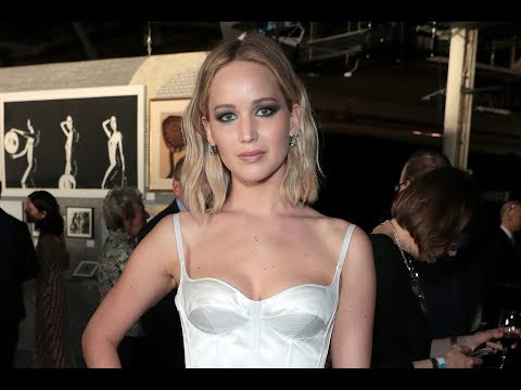 Christina Martinez - Jennifer Lawrence's Wedding Dress Had It's Own Hotel Room!